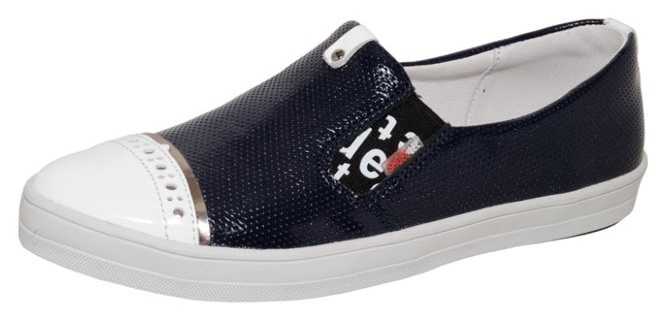 Туфли Лель 5-1033 т.синий