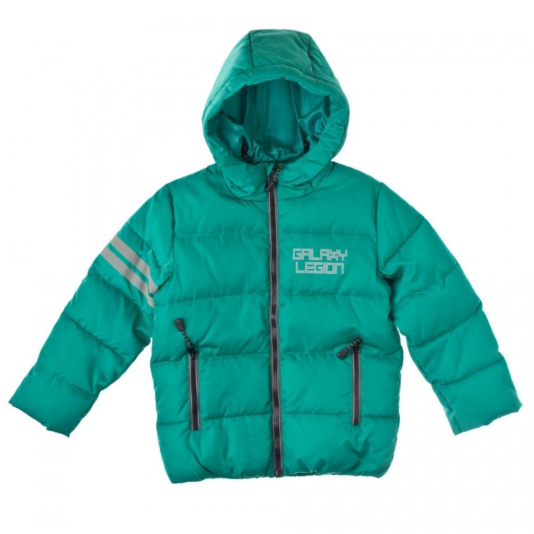 Куртка зим. PlayToday 351085 зеленый