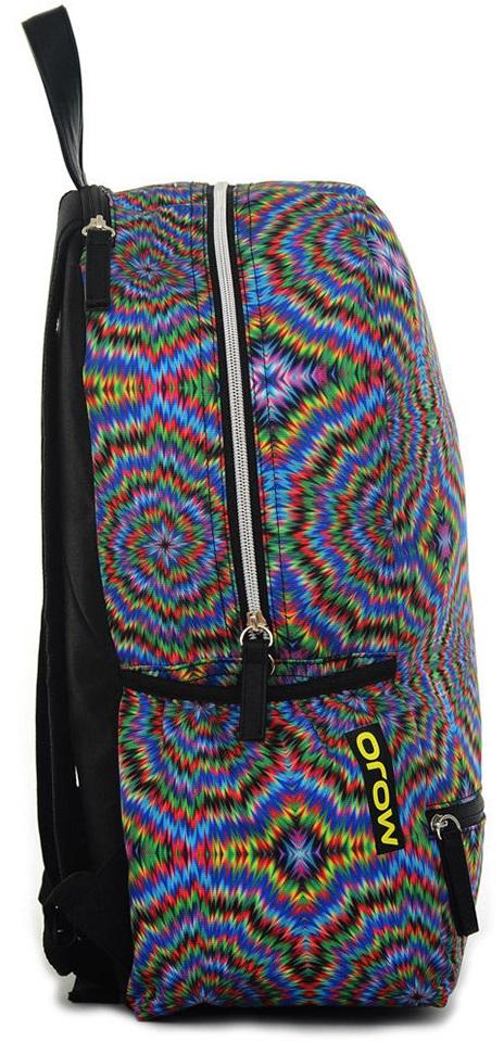 Рюкзак trippy tye dye mojo цвет мульти ku9982777 квиксильвер рюкзаки женские