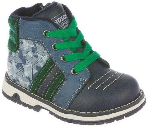 Ботинки Индиго 51-245В*12 серый