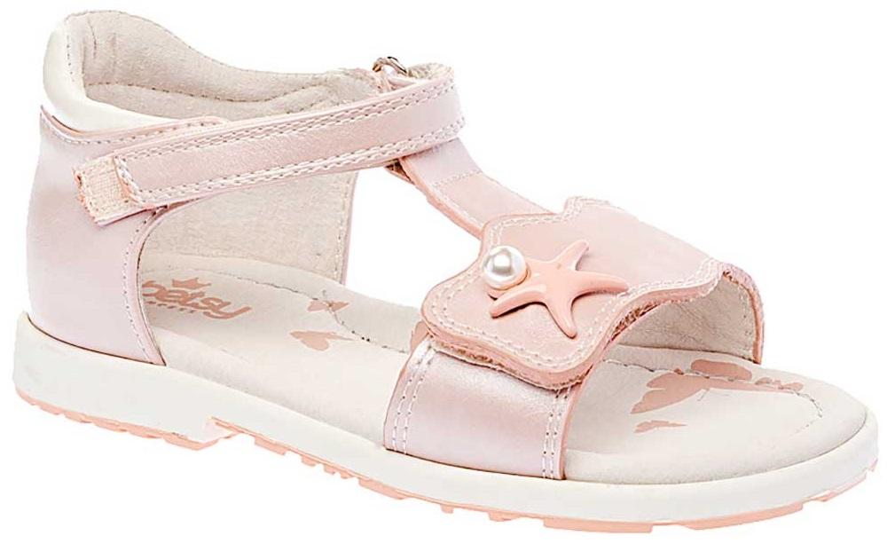 Босоножки BETSY Princess 987509*01-01 св.розовый